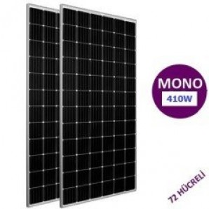 410w Monokristal Güneş Panelİ